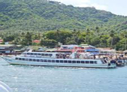 Songserm express boat to Koh tao